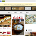 Pinterest Sushi Recipes