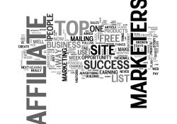 Affiliate Tips To Successful Online Affiliate Marketing