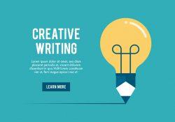 Creative Writing Light Bulb