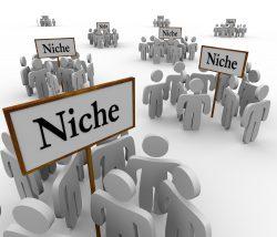 Many Niche Groups