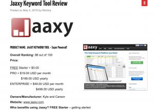 jaaxy-keyword-research-tool